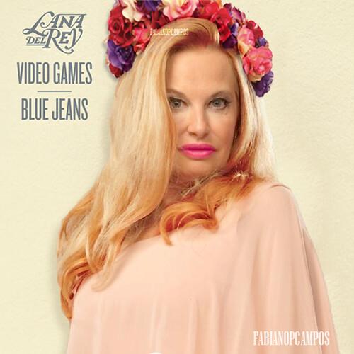 humor videogames bluejeans fanmade borntodie lizzygrant lanadelrey
