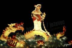 2007-03-03 [1102] Taipei Lantern Festival REDO (Badger 23 / jezevec) Tags: festival night lights pig colorful taiwan parade taipei formosa float  hai taipeh boar  lanternfestival 2007  chineselantern  chiangkaishekmemorialhall  republicofchina yearofthepig    aonuevochino  capodannocinese   taiwn chaingkaishek   20070303    tapeh    badger23 shangyuanfestival ftedeslanternes     lyhtyjuhla chinesischeslaternenfest