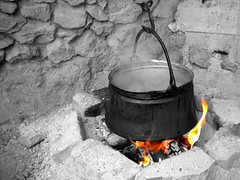 Simmer (petar t) Tags: chimney bw canon fire fireplace flame macedonia ohrid copper shining   mcct a490 blinkagain magicmomentsinyourlife magicmomentsinyourlifelevel1