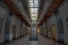 Folsom Prison Blues (explored #4) (klickertrigger) Tags: urban abandoned exploration ue verlassen urbex