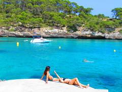 Cala Mondrag, Mallorca (twiga_swala) Tags: ocean park parque sea beach island scenery mediterranean natural cove scenic playa mallorca plage parc cala majorca baleares balearen balearic balears naturel sandstrand santany crique majorque llombards