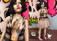 . that fire (Steffy Ghost) Tags: tram anymore docs gos c88 erratic fashionablylate fashionablydead donnaflora houseoffox colormehof duragirl collabor88 collab88