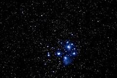 Pleiades 01-28-2012 (ChristheFuzzy) Tags: star space gas telescope nebula dust pleiades meade Astrometrydotnet:status=solved Astrometrydotnet:version=14400 Astrometrydotnet:id=alpha20120180742831