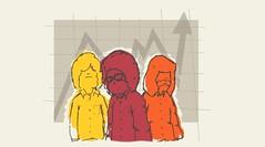 Rock Band Doodle (abelincolnjr) Tags: illustration drawing doodle abelincolnjr 2012 sketchbookpro