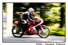 vintage motorcycles 2 (s.cesana) Tags: old bike sport nikon estate milano motorbike moto motorcycle panning paesaggi brianza motociclismo carate agliate