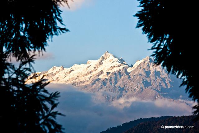 Mt. Narsing, Kanchenjunga Range