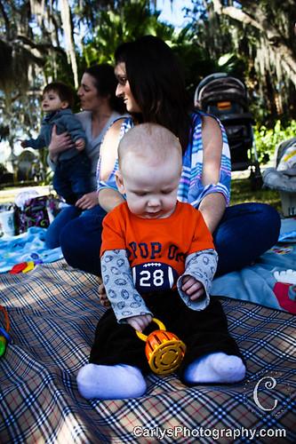 baby picnic & Kyton's first kiss.jpg