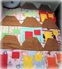 Domingo pra brincar de casinha ! (Joana Joaninha) Tags: home casa amor carinho felicidade fabric casamento domingo tecido colorido costura casadeboneca póa joanajoaninha