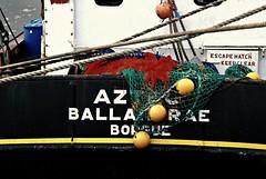 AZTEC IN KIRKCUDBRIGHT (Bob Whitelaw) Tags: buoyant