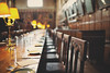 hogwarts dining hall (In Memory Lane~) Tags: england church 35mm hall university dof christ bokeh mark great harry potter ii oxford 5d dining 35l
