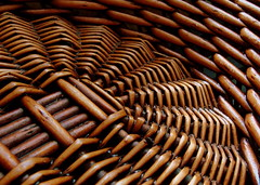 Basket (BMZYGrace) Tags: brown texture basket woven wicker thehoohaa52 hh52y228