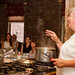 New Orleans School of Cooking Demonstration Class