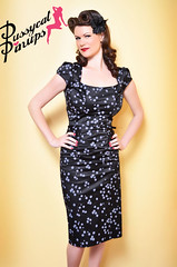 pinup-dress (Pussycat Pinup Photography) Tags: