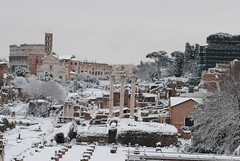 Neve 4 febbraio Roma2012 (31) (francescovinci58) Tags: panorama snow roma gelo europa italia view arte neve inverno monumenti freddo lazio febbraio immagini nevicate