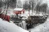 decew falls winter (Rex Montalban Photography) Tags: winter nikon stcatharines hdr hss decewfalls d7000 rexmontalbanphotography sliderssunday
