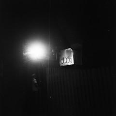 Around Town (craigCloutier) Tags: city light black 120 tlr film boston night rollei rolleiflex mediumformat town lomography chinatown break chef mysterious negatives backdoor twinlens 2011 white1202011mediumformatnegativesrolleirolleiflextlrtwinlens