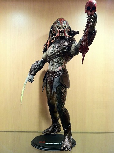 1/6 Unmasked Berserker Predator - a photo on Flickriver