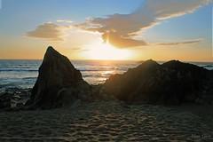 sunset in Porto (Maya Gondro) Tags: ocean africa sea newyork nature water rock america tanzania unitedstates wildlife horizon wave safari shade strength manhatten bigapple mayagondro