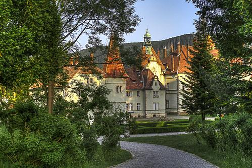 Schonborn Palace, Ukraine