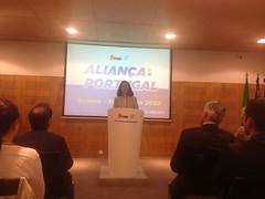 """Paulo Rangel na Conferência """"Açores, Estratégia 2020"""""""