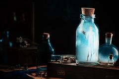 Creature of light (Dina Belenko) Tags: light stilllife mist halloween glass mystery bottle trapped hand wizard secret alien folklore eerie spooky elf fairy human horror jar creature legend myth humanoid xfiles khabarovsk magician slenderman