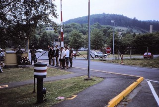 West Germany   -   HerbornSeelbach   -   557th USAAG   -   Memorial Day Dedication   -   May 1989