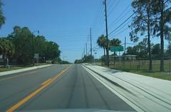 Haines City, FL- FL 17 (jerseyman65) Tags: signs florida highways routes fl roads centralflorida sunshinestate centralfl guidesigns mileagesigns flstateroads flroutes flroads