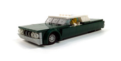 1963 / 1964 Chevy Impalas (timhenderson73) Tags: chevrolet belair lego chevy custom impala lowrider 1964 1963 biscayne kustom