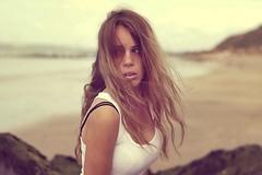 Celia. (Nicolas Fourny photographie) Tags: portrait cute sexy beach canon 50mm dof outdoor gorgeous depthoffield teen portraiture freckles beautifulgirl freckled teenagegirl blondegirl girlportrait 600d profondeurdechamp