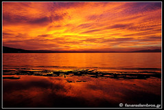 DSC_5391_cr (Broukos) Tags: light sunset red sea colour nature water clouds landscape heaven hell floating adventure greece  magnesia  voloscity broukos
