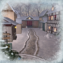 SwayLand-Winter-3 (Sway Dench) Tags: christmas winter snow christmasmarket pluto wintermarket sways swayland