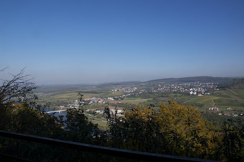 Moselle valley at Schengen