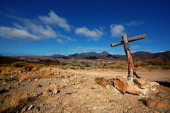 Just a walk in Gran Canaria (2) (blinkingidiot) Tags: grancanaria signpost waymarker