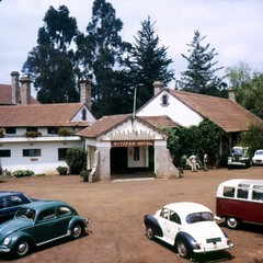 Outspan Hotel (Andy961) Tags: africa film kenya safari hotels kodacolor 126 nyeri outspan