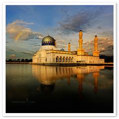 SABAH - Kota Kinabalu City Mosque (TOONMAN_blchin) Tags: malaysia sabah kotakinabalucitymosque toonman mygearandme mygearandmepremium mygearandmebronze mygearandmesilver mygearandmegold mygearandmeplatinum mygearandmediamond flickrstruereflection1 flickrstruereflection2