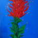 Ocotillo by Jo A, Acrylic, $350, 3' x 6'