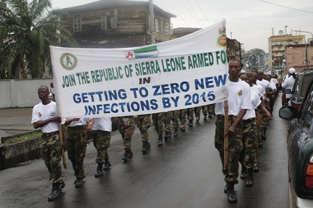 Rep. SL Armed Forces
