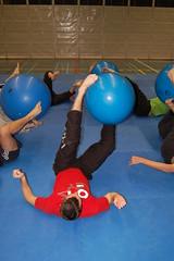 DSC_0004 (BBJJA) Tags: te met voor machelen leerkrachten wortstelen fitballen bijscholingsdag