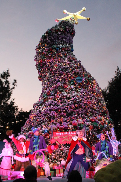 The Wholiday Tree Lighting Ceremony