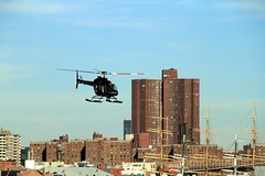 Chopper (Fred J Carss) Tags: usa ny newyork america chopper helicopter