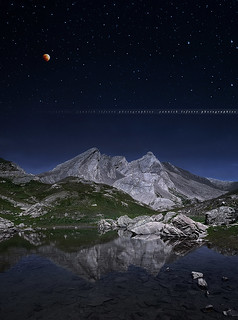 [Explore] Full Moon to The Giants, Col Agnel ~ Border France-Italy ~