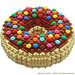 """LEGO Donut • <a style=""""font-size:0.8em;"""" href=""""http://www.flickr.com/photos/44124306864@N01/6523216039/"""" target=""""_blank"""">View on Flickr</a>"""