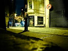 Backstreet Serenity
