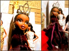 Sasha During Xmas Party (Bratz Guy (2nd Account)) Tags: fashion doll dolls lasvegas sasha mga bratz bratzparty