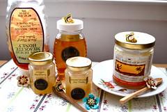 honey in the sun (sevenworlds16) Tags: california food flower love best bee honey hawaiian local sebastopol lehua