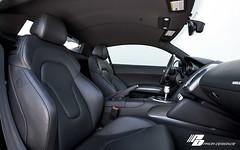 Prior-Design Audi R8 Aerodynamic-Kit (Prior Design NA (priordesignusa.com)) Tags: black sport body awesome side rear wheels fast front bumper fender german flare kit custom audi sick coupe sleek skirts r8 bodykit sideskirts adv1 forgiatto priordesign aerodynamickit