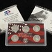 3018. (2) 2006 Silver State Quarter Proof Sets
