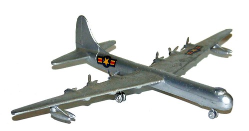 Mercury Convair B36