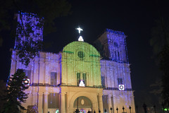 Christmas Night (Sandeep Santra(Searching Jobs ~ A Bit busy)) Tags: christmas india building church night 1001nights merrychristmas christmasnight incredibleindia chandannagar chandernagore 1001nightsmagiccity