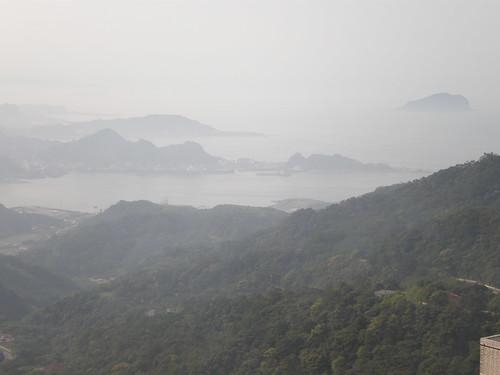 Taiwan fog